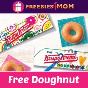 🍩Free Krispy Kreme Doughnut June 20