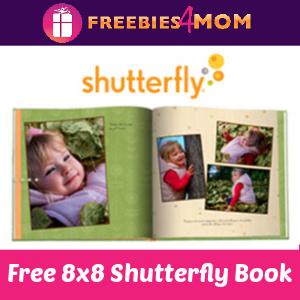 📷Free 8x8 Shuttefly Book VerizonUp Customers