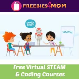 💻Free Virtual STEAM & Coding Events for Girls