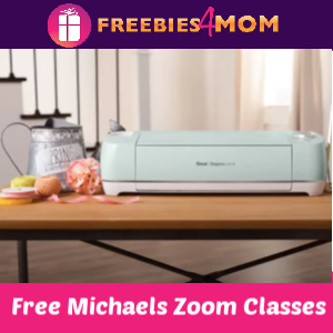 🎨Free Zoom Classes from Michaels