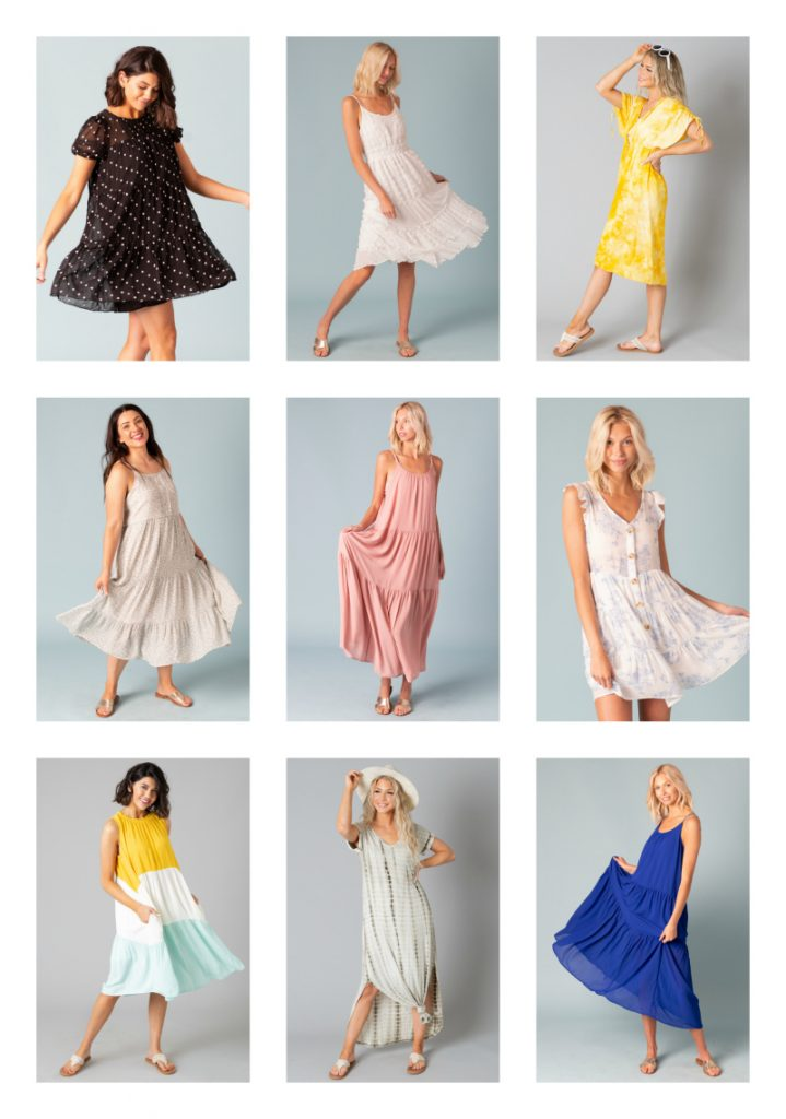 👗40% off Summer Dresses (Start at $12)