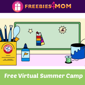 🍎Arm & Hammer Camp Craft, Bake & More