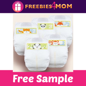 👶Free Sample Cuties Baby Diapers
