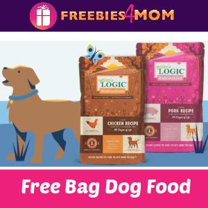 🐕Free 1# Bag Nature's Logic Dog Food
