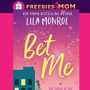 💰Free eBook: Bet Me ($3.99 value)