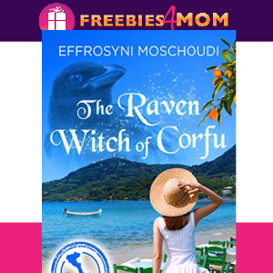 ☀️Free eBook: The Raven Witch of Corfu ($0.99 value)