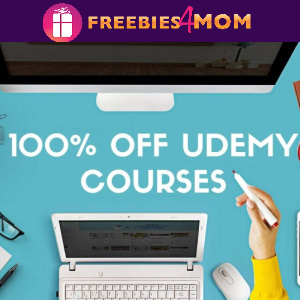 🍎Free Tech Classes at Udemy