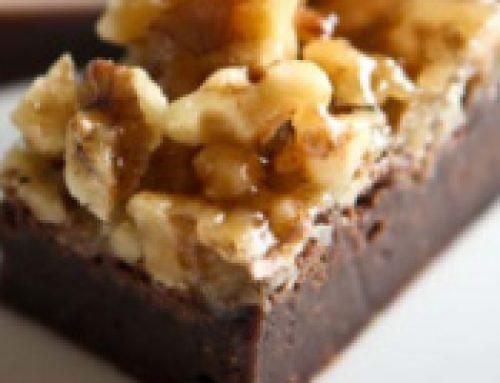 🍫The Palmer House Brownie Recipe