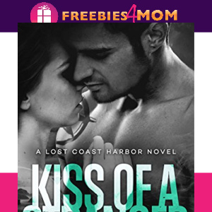 💋Free eBook: Kiss of a Stranger ($3.99 value)