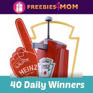 ⚾️Sweeps Heinz Stadium Ketchup