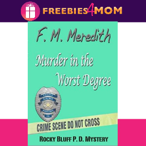 ⚰️Free eBook: Murder in the Worst Degree