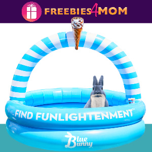 🐰Sweeps Blue Bunny Pool Giveaway (100 winners)