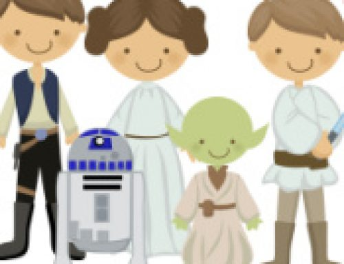 📚Free Star Wars Printable Preschool Pack
