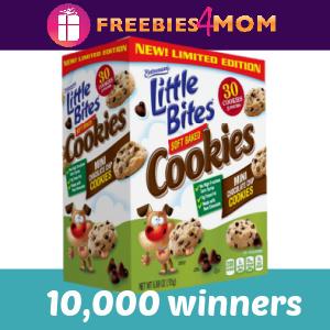 🍪Little Bites Cookie Giveaway (10,000 winners)