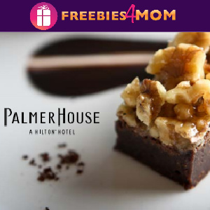 🍫The Palmer House Brownie Recipe