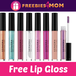 💋Free Sephora Collection Glossed Lip Gloss