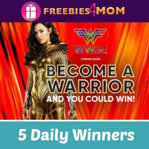 🦸♀️Sweeps Doritos Wonder Woman 1984