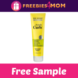 🙂Free Sample Marc Anthony Strictly Curls Lotion