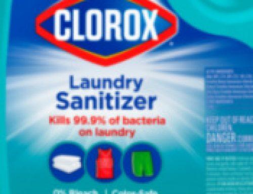 💦Clorox Coupons & *New* Clorox Laundry Sanitizer