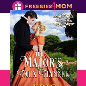 🏰Free eBook: The Major's Faux Fiance ($4.99 value)