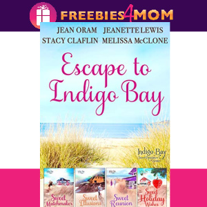 🍍Free eBooks: Escape to Indigo Bay ($9.99 value)