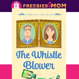 🔎Free eBook: The Whistle Blower ($3.99 value)