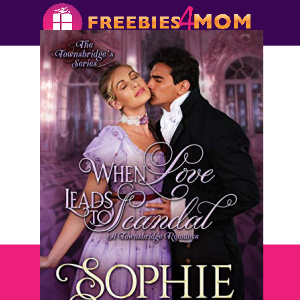 💜Free eBook: When Love Leads to Scandal ($1.99 value)