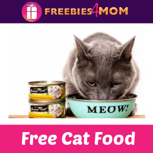 🐱2 Free Cans of Fussie Cat Food