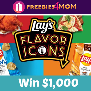 🌟Sweeps Lay's Flavor Icons