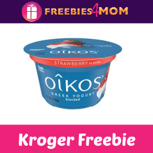 🌈Free Oikos Single Serve Cup at Kroger