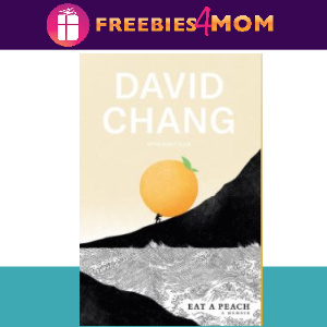🍑Sweeps Win a Copy of Eat a Peach