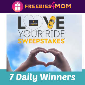 🚙Sweeps Synchrony Love Your Ride