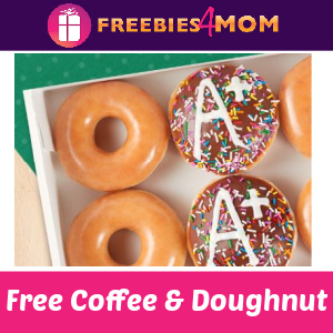 🍩Free Krispy Kreme for Teachers 8/10-14