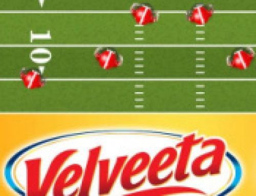 🏈Sweeps Score With Velveeta