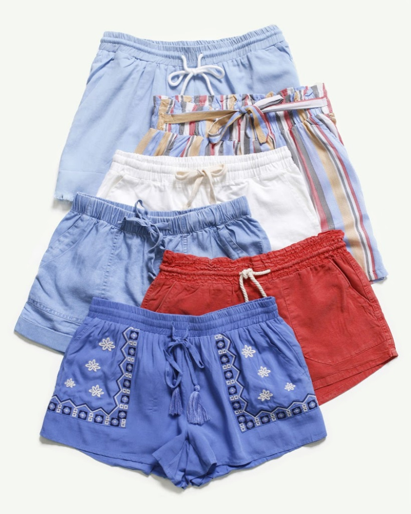 🩳Shorts 2 for $24 ($60 Value)