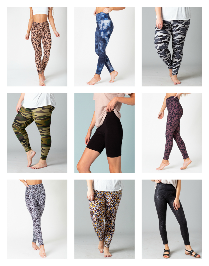 💎Leggings & Biker Shorts Starting Under $10