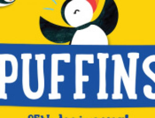 ❄️Sweeps Puffins Cereal Trivia