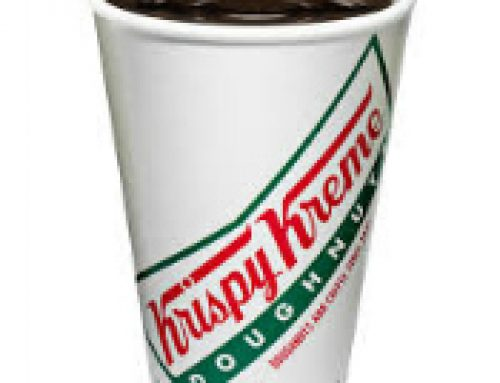 ☕️Free Coffee & Doughnut at Krispy Kreme Sept. 29