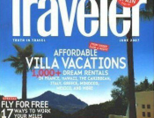 ⛩Conde Nast Traveler Magazine $4.99