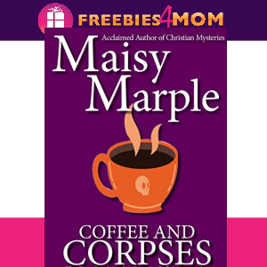 ☕️Free eBook: Coffee & Corpses ($2.99 value)