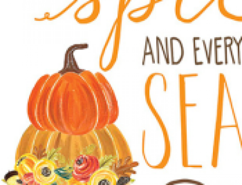 🍂Free Fall Printable: Pumpkin Spice Season