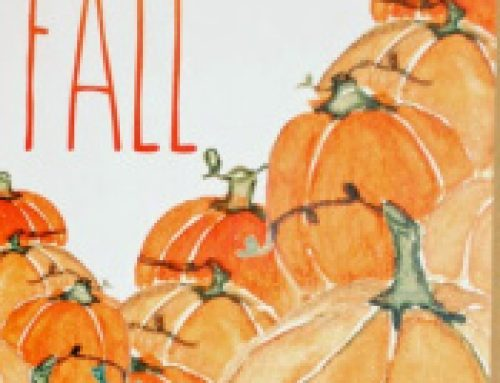 🍂Free Fall Printable: Fall Pumpkins