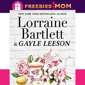 🧁Free eBook: Tea For You ($0.99 value)