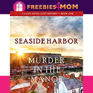 🐚Free eBook: Murder in the Manor ($0.99 value)