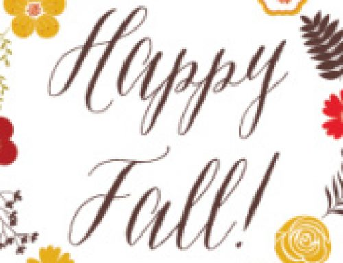 🍁Free Fall Printable: Happy Fall Tag & Quote