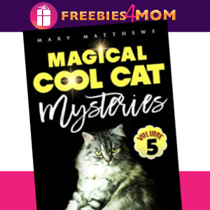 🐱Free eBook: Magical Cool Cat Mysteries Volume 5