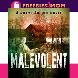 ⏳Free eBook: Malevolent ($5.99 value)