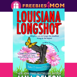 🦋Free eBook: Louisiana Longshot ($0.99 value)