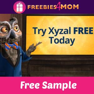 🌳Free Sample Xyzal Allergy Relief