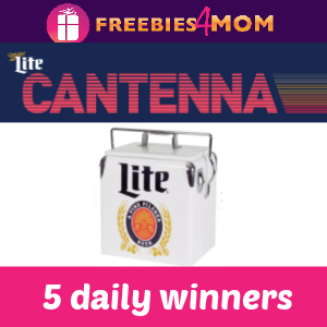 📺Sweeps Miller Lite Cantenna (5 daily winners)